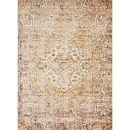 Magnolia Home by Joanna Gaines Trinity Rug in Ivory/Sand