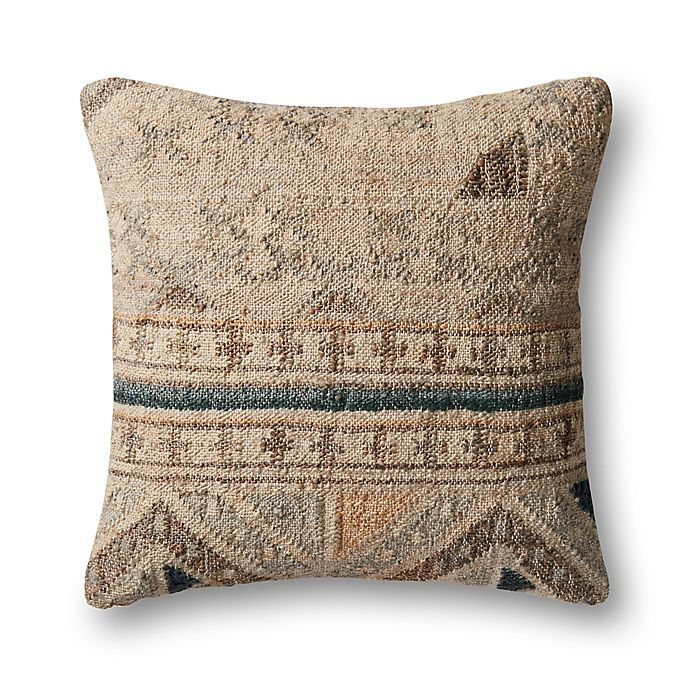 Magnolia Home By Joanna Gaines Taylor Square Throw Pillow