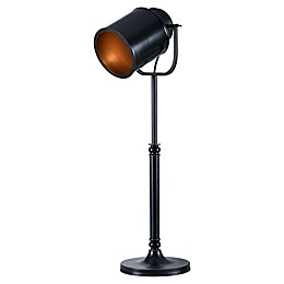 Kenroy Home Allen Table Lamp in Oil Rubbed Bronze