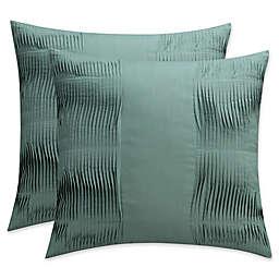 Coastal Life Havana European Pillow Sham in Green
