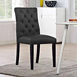 Modway Duchess Vinyl Dining Side Chair