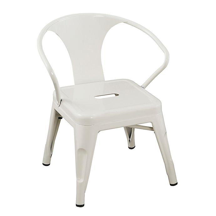 ACE casual furniture™ Kids Activity Chair in White | Bed ...