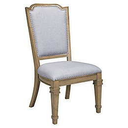 Dining Side Chair in Palest Grey (Set of 2)