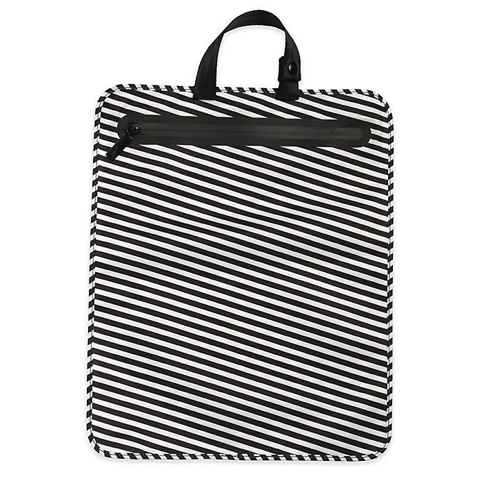 Alternate image 1 for Ju-Ju-Be® Onyx Be Dry Diaper Bag in Black Magic Print
