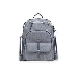 carter's® Cross Hatch Sport Backpack Diaper Bag in Grey