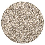 Multi-Beaded Round Placemat in Natural