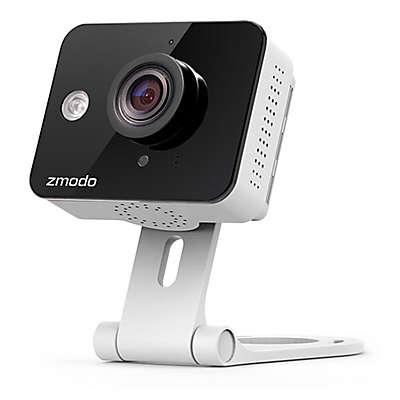 Zmodo ZM-SH75D001-W HD Mini WiFi Camera with 2-Way Audio