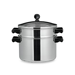 Farberware® Classic Series™ Stack & Steam 3-Quart Sauce Pot with Steamer Insert