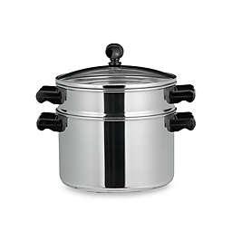 Farberware® Classic Series™ Stack & Steam 3-Quart Sauce Pot with Steamer Insert