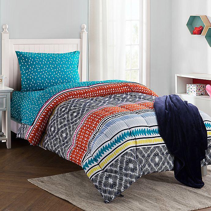 Alternate image 1 for Sabine 16-Piece Twin/Twin XL Comforter Set