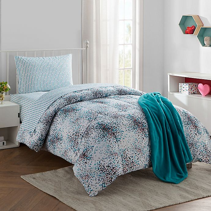 Alternate image 1 for Blissful 16-Piece Twin/Twin XL Comforter Set