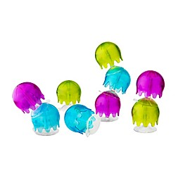 Boon Jellies Suction Cup Bath Toy (Set of 9)