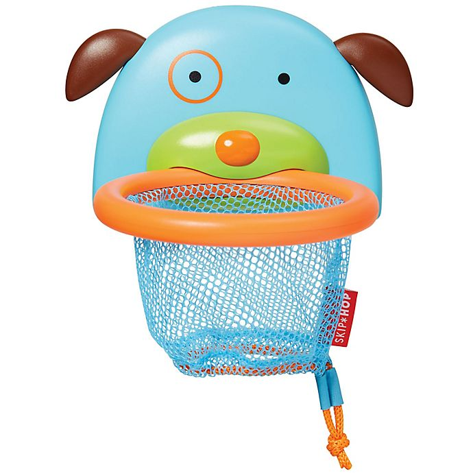 Alternate image 1 for SKIP*HOP® Zoo Dog Basketball Bath Toy