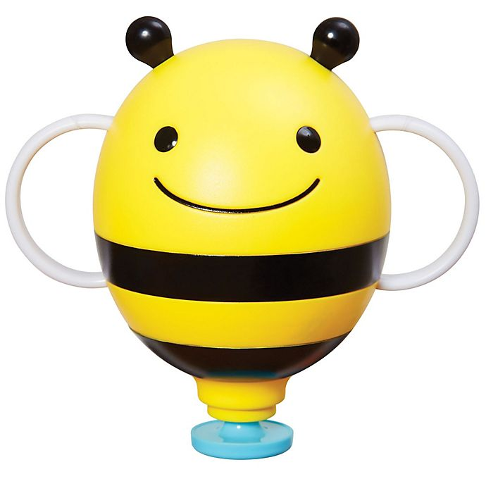 Alternate image 1 for SKIP*HOP® Zoo Bee Fill-Up Fountain Bath Toy