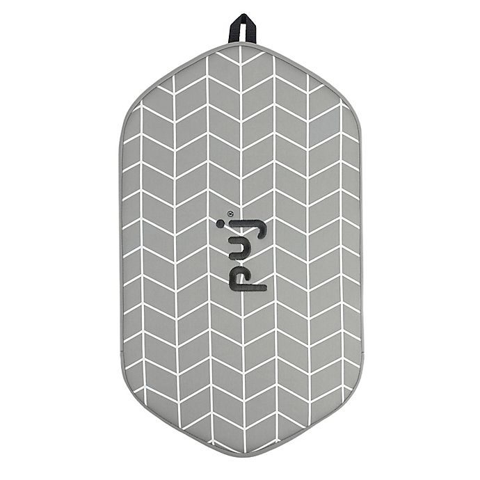 Alternate image 1 for Puj® Pad Bath Kneeler in Herringbone