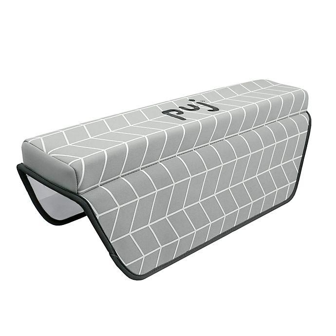 Alternate image 1 for Puj® Pad Bath Arm Rest in Herringbone