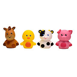 Magic Years Farm Bath Finger Puppets