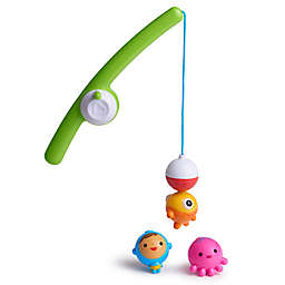 Munchkin 4-Piece 1-Size Fishin'™ Bath Toy Set