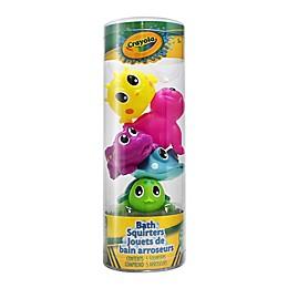 Crayola® 5-Pack Bath Squirters