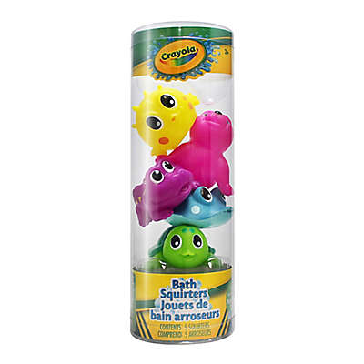 Crayola® 5-Pack Bath Squirters