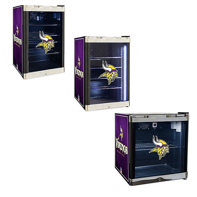 buy cheap cd823 4b73a NFL Minnesota Vikings Beverage Cooler | Bed Bath & Beyond