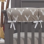 Liz and Roo Buck Woodland Long Rail Guard in Taupe