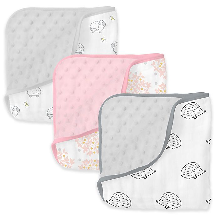 Alternate image 1 for Swaddle Designs® Snuggle Blanket