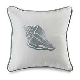 Harbor House™ Coastline Shell 18-Inch Throw Pillow