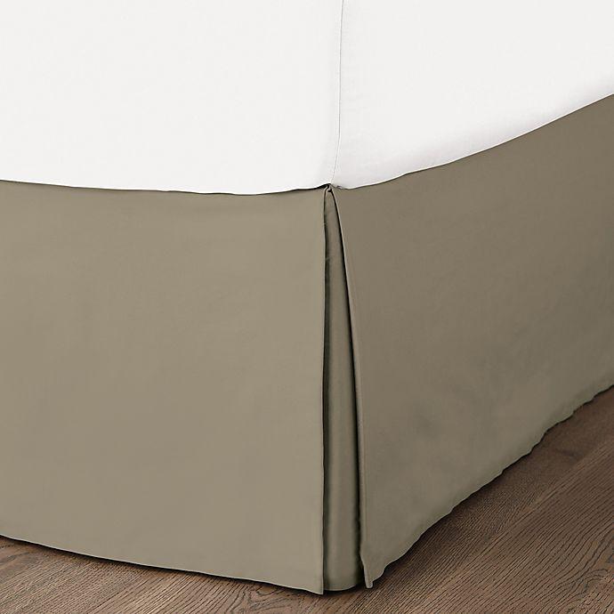 Alternate image 1 for Canadian Living Bed Skirt