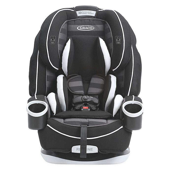 Alternate image 1 for Graco® 4Ever™ All-in-1 Convertible Car Seat in Rockweave™