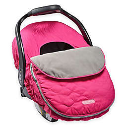 JJ Cole® Car Seat Cover in Sassy Pink Wave