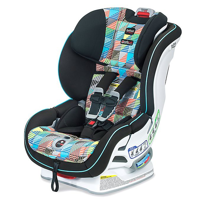BRITAX BoulevardTM ClickTightTM Convertible Car Seat In Vector View A Larger Version Of This Product Image