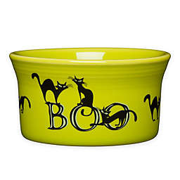 Fiesta® Halloween Trio of Boo Cats Ramekin in Green