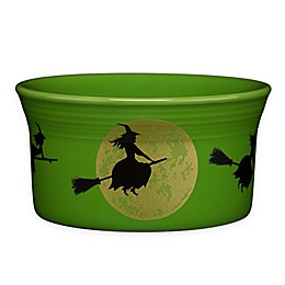 Fiesta® Halloween Harvest Moon Witch Ramekin in Green