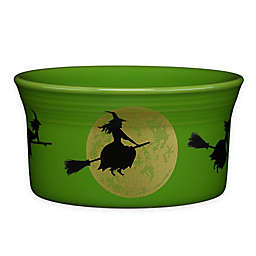 Fiesta® Halloween Harvest Moon Witch Ramekin in Green