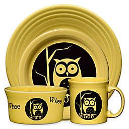 Fiesta® Halloween Whoo Owl Dinnerware Collection