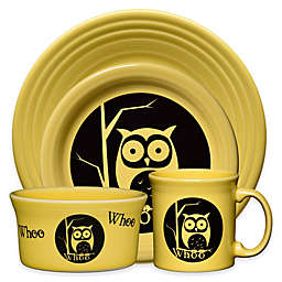 Fiesta® Halloween Whoo Owl Dinnerware Collection