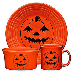 Fiesta® Halloween Spooky Pumpkin Dinnerware Collection