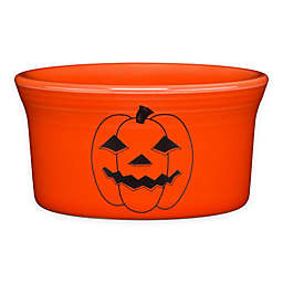 Fiesta® Halloween Spooky Pumpkin Ramekin in Orange