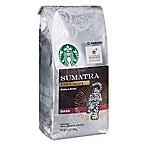 Starbucks® 12 oz. Sumatra Ground Coffee