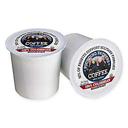 36-Count Founding Fathers Colombian Coffee For Single Serve Coffee Makers