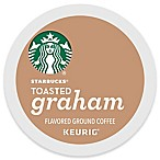 Keurig® K-Cup® Pack 16-Count Starbucks® Toasted Graham Coffee