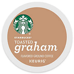 Starbucks® Toasted Graham Flavored Coffee Keurig® K-Cup® Pods 16-Count