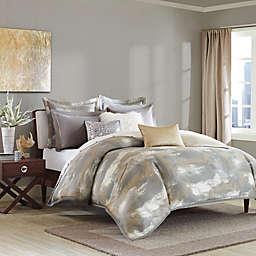 Hampton Hill Graphix 8-Piece Comforter Set in Grey