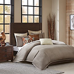 Hampton Hill Roaring River 8-Piece Comforter Set in Flint