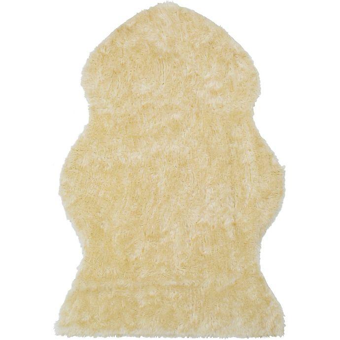 Alternate image 1 for Surya Algiers 8-Foot x 10-Foot  Shag 11 Area Rug in Cream