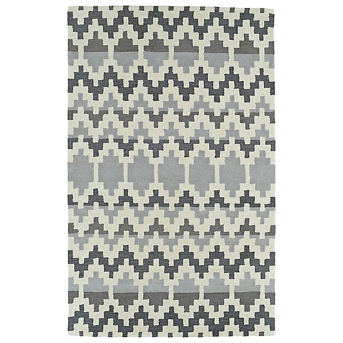 Alternate image 1 for Kaleen Lakota Wasula 3-Foot 6-Inch x 5-Foot 6-Inch Area Rug in Grey