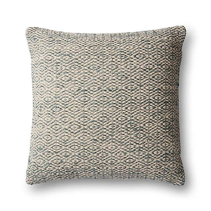 Magnolia Home By Joanna Gaines Sosa Square Throw Pillow In