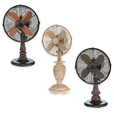 Deco Breeze® 9-Inch Table Fan Collection