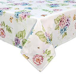 Lenox® Butterfly Meadow Hydrangea 60-Inch x 84-Inch Oblong Tablecloth